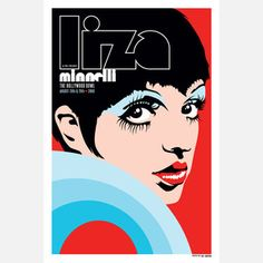 Liza Minnelli Print now featured on Fab.