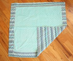 Save for later- 30 minute baby blankets. Great for when you need to sew up a gift quick.