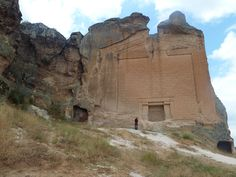 Midas Sehri (Phrygian Valley), Turkey where King Midas is said to have lived