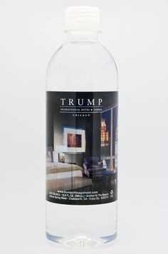 We proudly serve some of the most prestigious 4 & hotels, resorts, spas and restaurants. Private label bottled water is very popular for hospitality industries! Bottled Water, Water Bottle, 5 Star Restaurants, Trump International Hotel, Natural Spring Water, Custom Bottles, Private Label, Bottle Labels, Spas