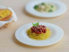 Miniature Spaghetti