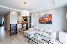Apartament 56mkw - zdjęcie od IVANISHVILI - Salon - Styl Nowoczesny - IVANISHVILI