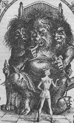 The Red Ettin (�one ousia with three hypostases�) - History's Mysteries - Beliefnet Community