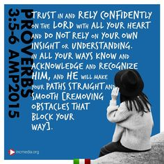 Rely On Yourself, Your Heart, Proverbs, Bible Verses, Insight, Stuff To Do, Trust, Lord, Instagram