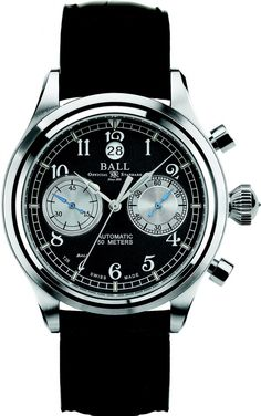 Ball Watch | Trainmaster Cannonball S - Model CM1052D-L2FJ-GY