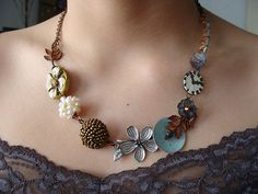 Humblebeads Blog: Dogwood Blossom Jewelry