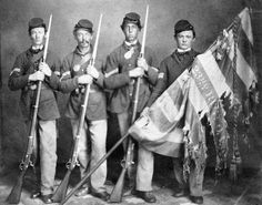 Ohio Soldiers Photo Northern Civil War Veterans Presidents of The United States