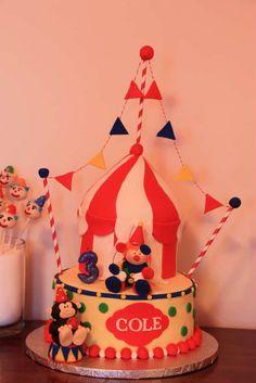 Big Top Birthday! | CatchMyParty.com