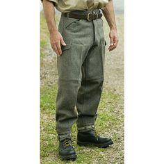 Swedish army trousers - Wool M59 pattern