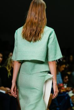 Calvin Klein Collection Spring 2014 Ready-to-Wear Fashion Show Details