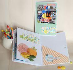 Tutoriel Mini album      Party Fiesta, c'est carnaval!!                   Mini album: tutoriel        Matériel nécessaire     Coll...