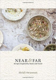 Near & Far- Recipes Inspired by Home and Travel http://www.bookscrolling.com/the-best-cook-books-of-2015-a-year-end-list-aggregation/
