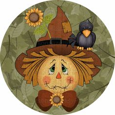 Halloween Rocks, Halloween Drawings, Halloween Porch, Halloween Crafts, Vintage Halloween, Halloween Costumes, Fall Drawings, Scarecrow Face Paint, Scarecrow Crafts
