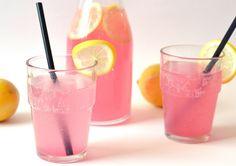 Rebarbarás-citromos limonádé recept