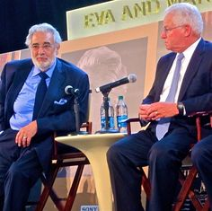 """""""Placido Domingo Celebrates 45 Years at L.A.Opera!"""" Huff Post (September 11, 2012)"""