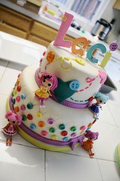 Tortas y Pasteles Lalaloopsy