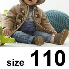 2016 New Baby Boys Jacket Winter Clothes 2 Color Outerwear Coat Cotton Thick Kids Snowsuit