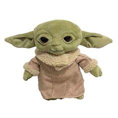 Baby Yoda doll toy Stuffed soft Yoda jedi doll Cute art creature Holiday party decoration