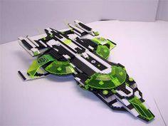 ISF Excalibur. Blacktron II theme
