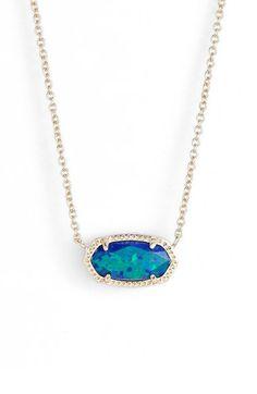 Kendra Scott 'Elisa' Pendant Necklace