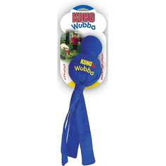 Wubba Extra Large by Kong *** Check out this great product. This is an Amazon Affiliate links.