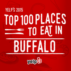 Top 100 Restaurants to Eat At In Buffalo 2015