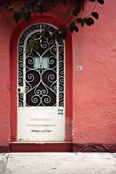 mexico city via line x shape colour