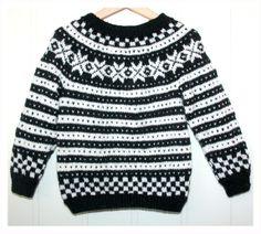 Epla er et nettsted for kjøp og salg av håndlagde og andre unike ting! Knitting Needles, Christmas Sweaters, Pattern, Shopping, Fashion, Moda, Fashion Styles, Patterns, Fashion Illustrations