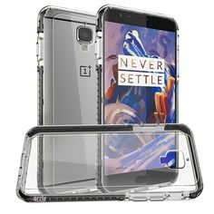 A fantastic protective case for the OnePlus 3 with a fully transparent back cover that keep your phone visible through the case Made fro. Bump Style, Smartphone, Tech Accessories, Cell Phone Accessories, One Plus 3t, Coq, Samsung Galaxy S5, Iphone 4s, Black Rubber