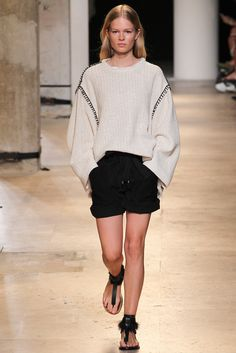 Isabel Marant Spring 2015 Ready-to-Wear Collection Photos - Vogue
