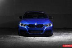 BMW_3 Series_VVS-CV7 - Matte Graphite - F: 20x9 / R: 20x10.5