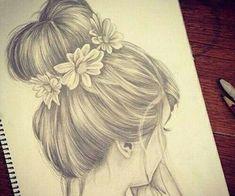 Dibujo de peinado