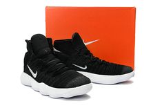 Cheap Priced New Hyperdunk 2017 Flyknit Flyknit Oreo Black White Mens Basketball  Shoes 2018 On Sale