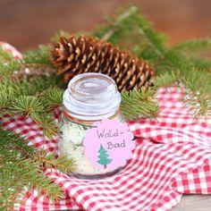 Wald-Bad. Foto: Peter Raider Christmas Ornaments, Holiday Decor, Blog, Home Decor, Creative, Recipes, Homemade Home Decor, Christmas Jewelry, Christmas Ornament