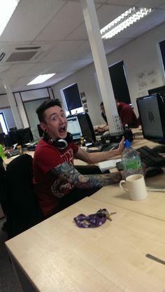 Morning From the Warhammer 40,000: Storm of Vengeance Dev Team: Matt