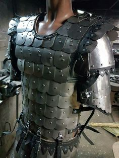 Rus armor, another angle