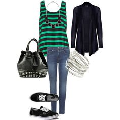 Untitled #14, created by maria-calcei on Polyvore