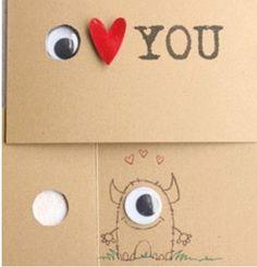 I L❤VE YOU!! Card