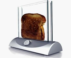 Transparent Toaster by Inventables Concept Studio