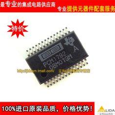 Купить товарPcm1792adbr PCM1792A PCM1792DB PCM1792ADB в категории Прочие электронные компонентына AliExpress.   Компания продает в мире известных марок электронных компонентов, можете позвонить и порядок!  Я надеюсь работать с вам