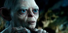 lord of the rings andy serkis gif