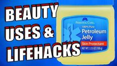 The affordable drugstore staple has been around for 150 years — and for good reason. Petroleum jelly has some seriously life-changing beauty uses. Petroleum jelly is hugely versatile, and it's used all over the world to protect and heal dry skin, from dry, cracked hands to hard skin on heels, as well as for beauty purposes, like softening the lips or highlighting the cheekbones! What is Petroleum Jelly? #SkinWhiteningFace #HardSkinHands #CleanserForOilySkin Cracked Hands, Cracked Skin, Vaseline, Skin Care Regimen, Skin Care Tips, Aloe Vera For Skin, Whitening Face, Petroleum Jelly, Natural Health Remedies