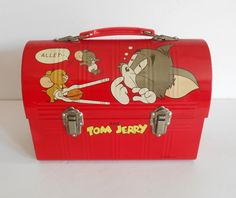 Japanese Tom & Jerry dome LB