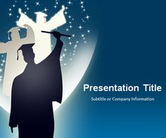 Graduation PowerPoint Template is a free educational PowerPoint template that…