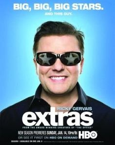 extras...Ricky Gervais can do no wrong