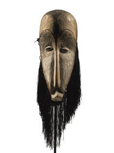 mask/headdress ||| sotheby's n09347lot7mfk7en