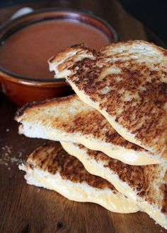 Homemade Processed Cheese (for grilled cheese)