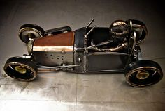Lakes Zombiefied Roadster Sculpture by Brown Dog Welding, via Flickr