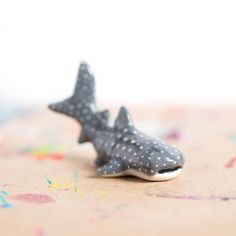 Le Goofy Whale Shark Totem - Muses Collection