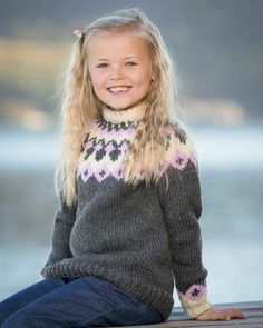 Norway, Vikings, Dresser, Turtle Neck, Knitting, Sweaters, Kids, Inspiration, Fashion